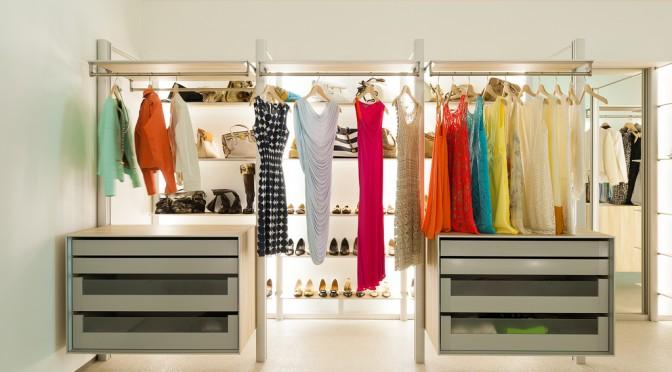 Магазин за дамски дрехи