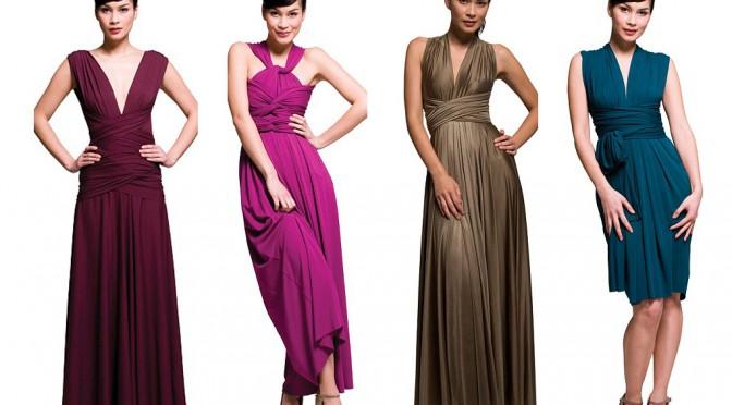Една рокля, много модели