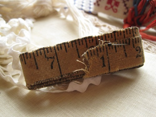 Cloth Measuring