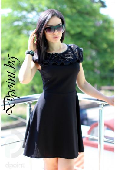 Елегантна рокля Симона