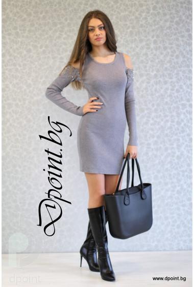 Пролетна рокля - туника Бенита
