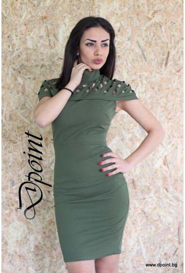 Елегантна рокля Кристи