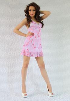 Нежна лятна рокля Беатрис
