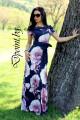 Лятна дълга рокля Сандра