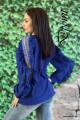 Елегантна блуза с къдрици Синди