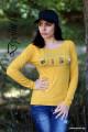 Дамска блуза с надпис Хелена