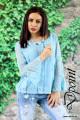 Дамска блуза от дантела Синди