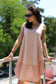 Лятна рокля - туника от памук Мира