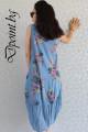 Лятна рокля от трико Тара