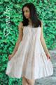 Лятна рокля от памук Деси