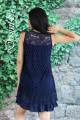 Лятна рокля от мрежа Лена