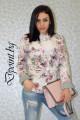 Дамско сако на цветя Евелин