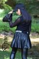 Пролетно - лятно сако от кожа Карина