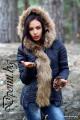 Дамско зимно яке с пух Елена