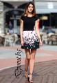 Дамска елегантна рокля Шана