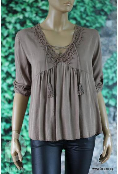 Дамска лятна блуза Симона