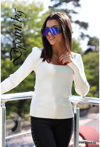 Дамска вталена блуза Симона