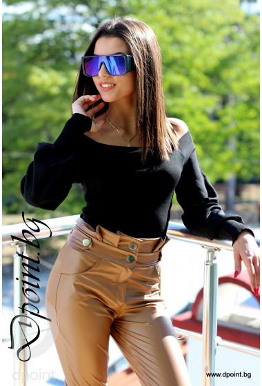 Блуза с разкроени ръкави Натали
