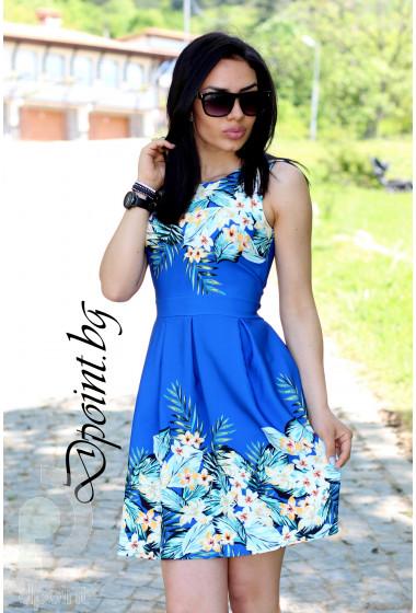 Елегантна лятна рокля Вивиан