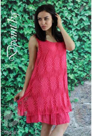 Лятна рокля Гардения