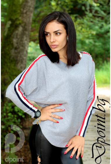Дамска блуза с кант Микаела