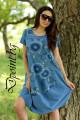 Лятна рокля от трико Мартина