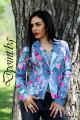 Дамско сако на цветя Мери