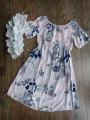 Лятна рокля от лека памучна материя Вивиан